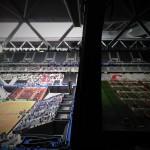 Finale Coupe Davis: un stade à transformer