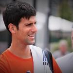 Novak Djokovic : «Une fantastique nouvelle»