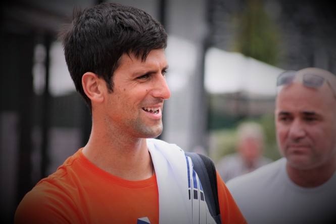 Novak Djokovic / ©SoTennis