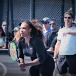 Serena Williams: «Je ne sais pas si je suis totalement prête»