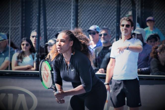 Serena Williams / ©SoTennis