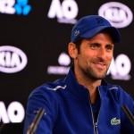 Novak Djokovic : «J'attendais avec impatience d'aller sur le court»
