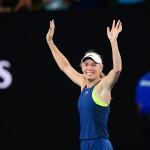 Caroline Wozniacki: «C'est un rêve qui se réalise»