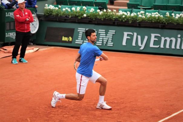 Novak Djokovic de retour avec Marian Vajda? / ©SoTennis