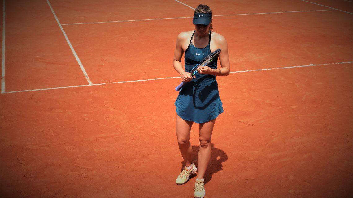 Maria Sharapova: «Des hauts et des bas»
