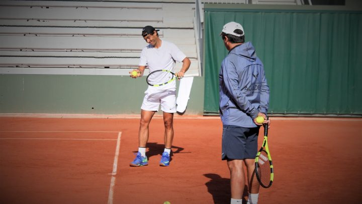 Toni Nadal : «J'ai désormais un autre rôle»
