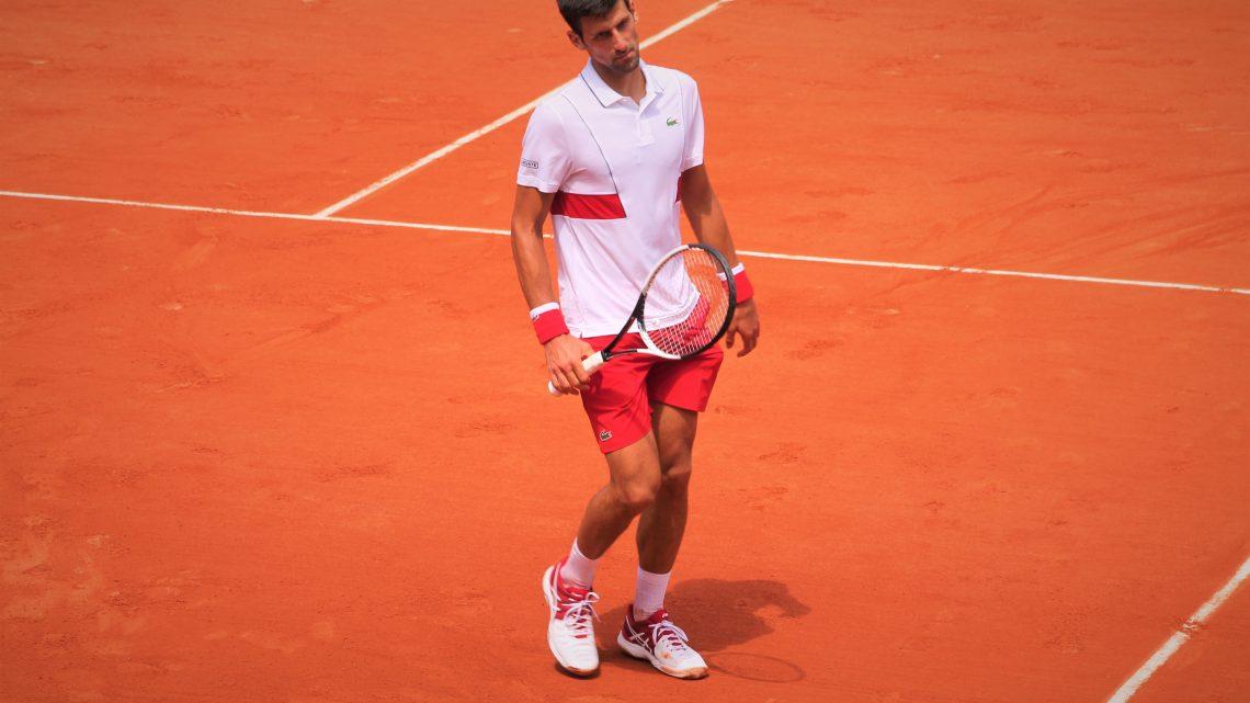 Novak Djokovic: «Je ne sais pas si je vais jouer sur gazon»