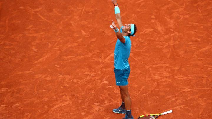 Rafael Nadal: «Je me sens très chanceux»