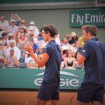 Nicolas Mahut et Pierre-Hugues Herbert qualifiés pour les huitièmes de finale