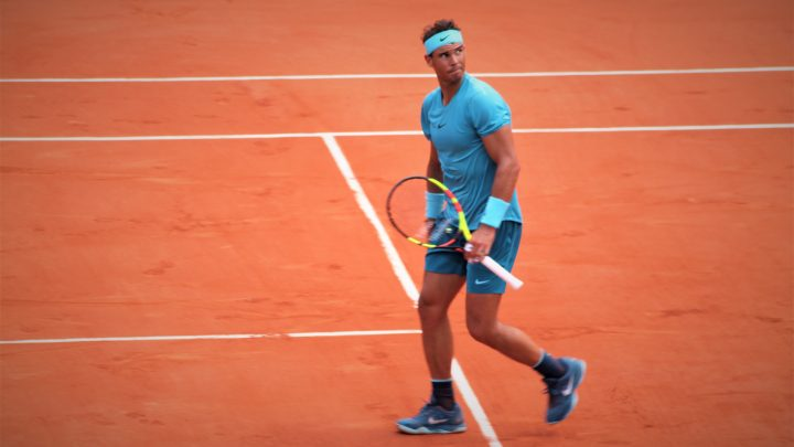 Rafael Nadal : «Le match de manière générale a été positif»