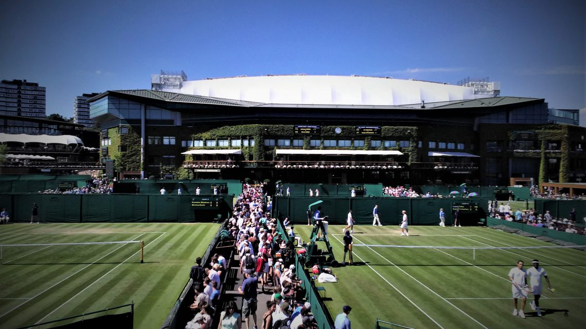 Wimbledon poursuit sa mutation