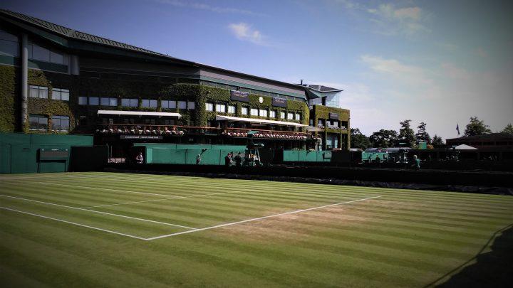 Wimbledon et son gazon roi
