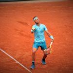 Rafael Nadal: «Je suis un être humain»