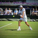 Lucas Pouille: «Je suis très content de ce match»