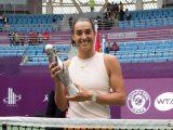 Caroline Garcia: «Gagner ce titre représente beaucoup»