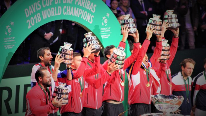 La Croatie remporte la Coupe Davis