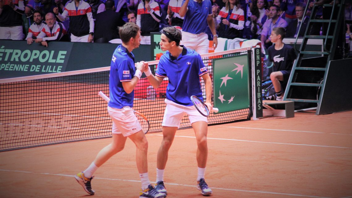 Nicolas Mahut : «On y croit»
