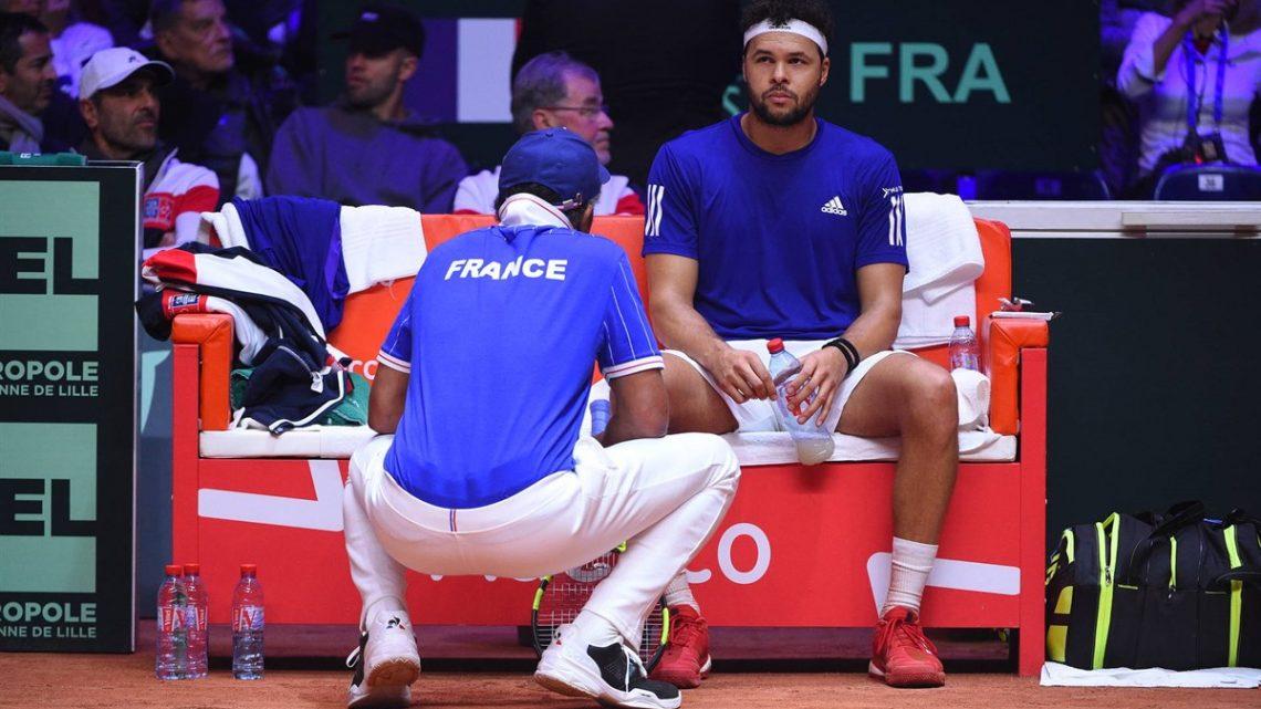 Jo-Wilfried Tsonga: «Je suis déçu»