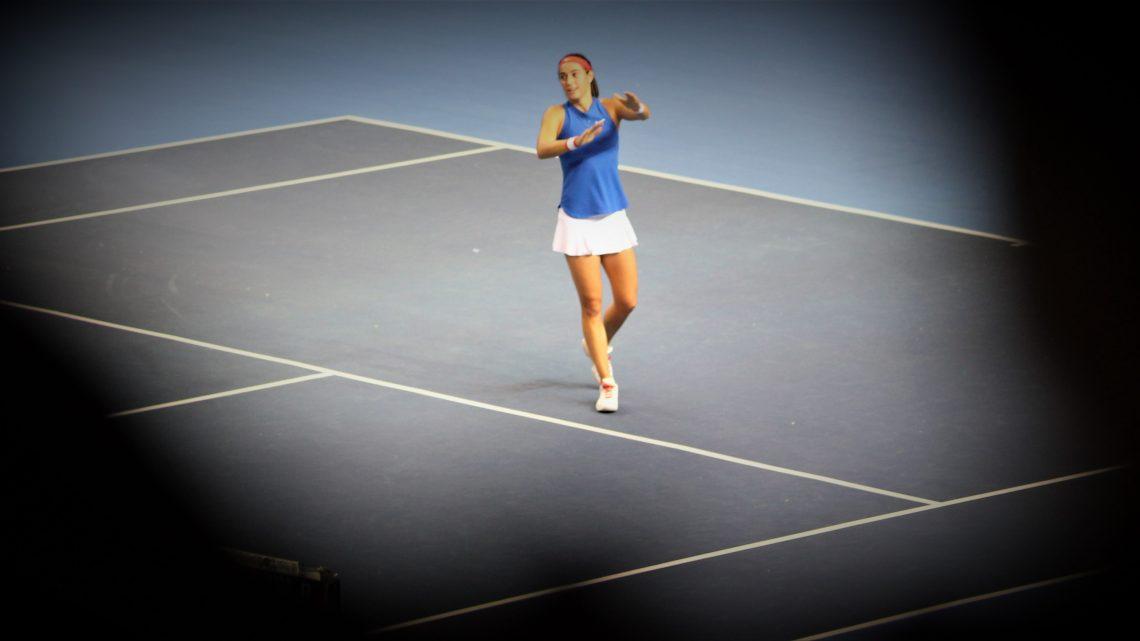 Caroline Garcia appelée en Fed Cup