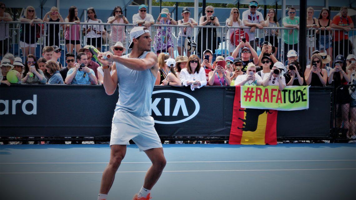 Rafael Nadal: «J'y suis allé doucement»