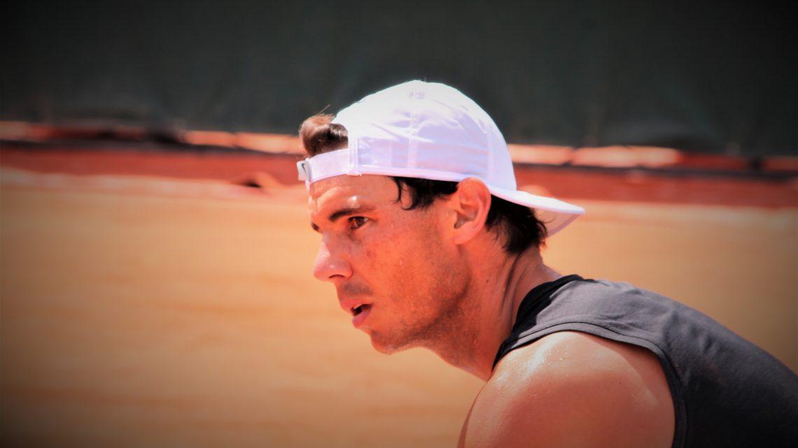 Rafael Nadal retrouve sa terre