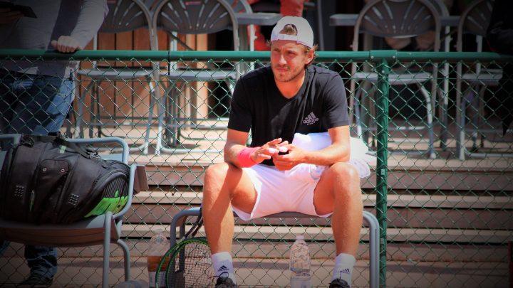 Lucas Pouille: «Je savais que mon tennis n'était pas parti»