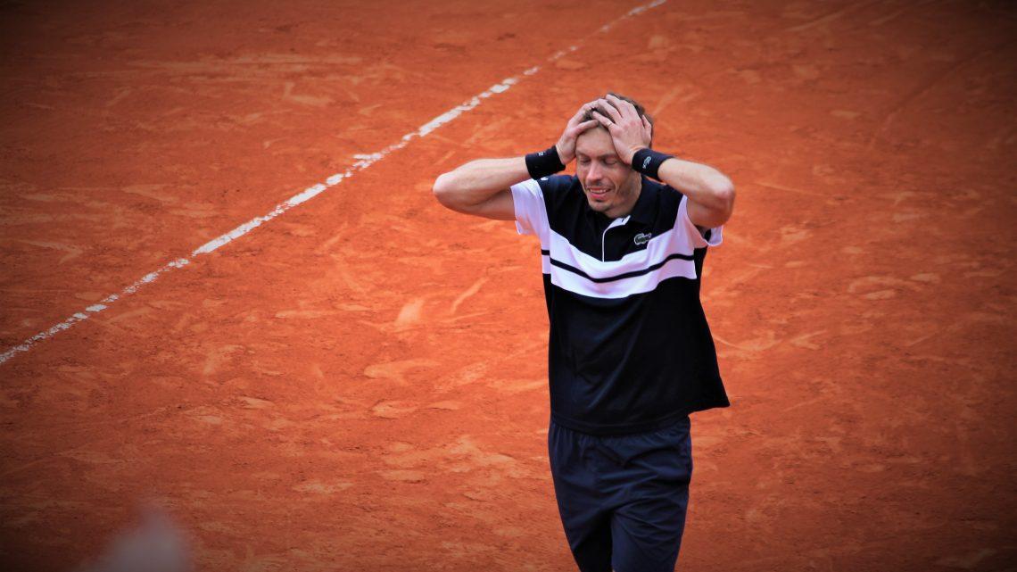 Nicolas Mahut : «Il est fou ce sport»
