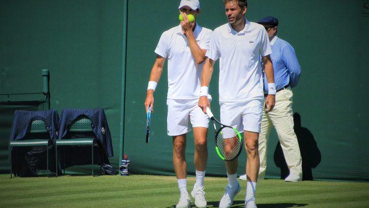 Nicolas Mahut et Édouard Roger-Vasselin qualifiés pour le deuxième tour