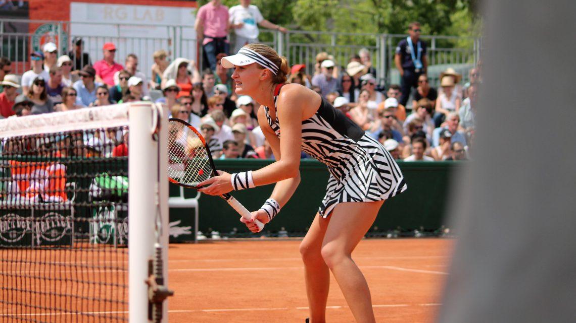Kristina Mladenovic: «Il faut relativiser»