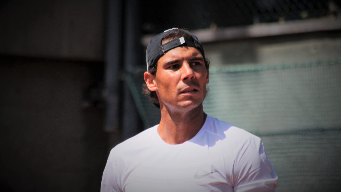 Rafael Nadal renonce à Shanghai