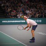 Roger Federer renonce au Masters 1000 de Paris-Bercy