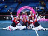 La France remporte la Fed Cup