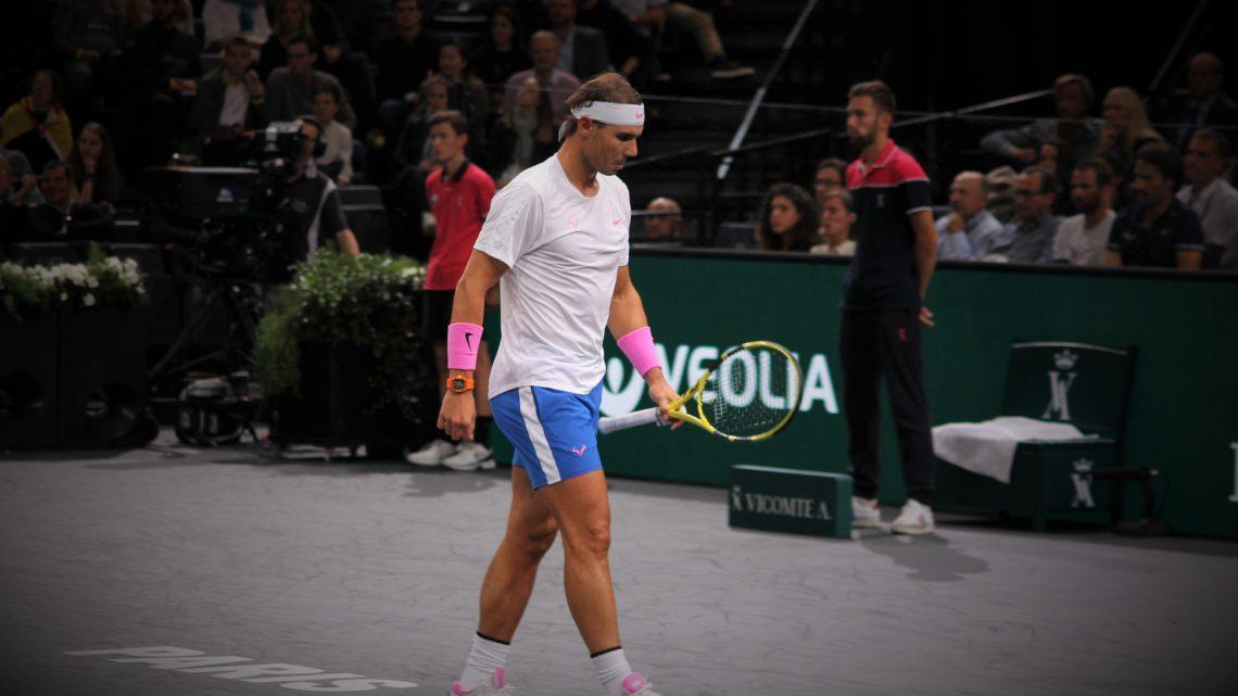 Rafael Nadal déclare forfait