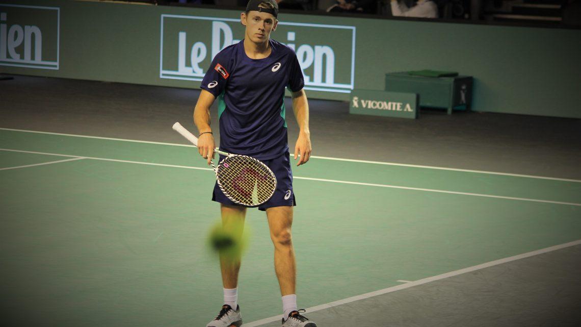 Alex De Minaur renonce à l'Open d'Australie