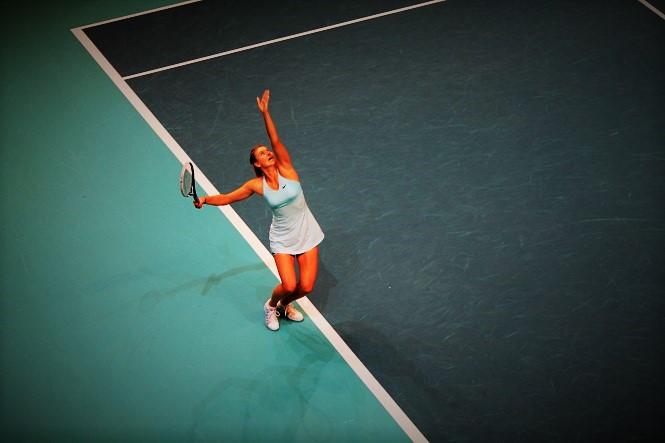 Open d'Australie, Maria Sharapova invitée