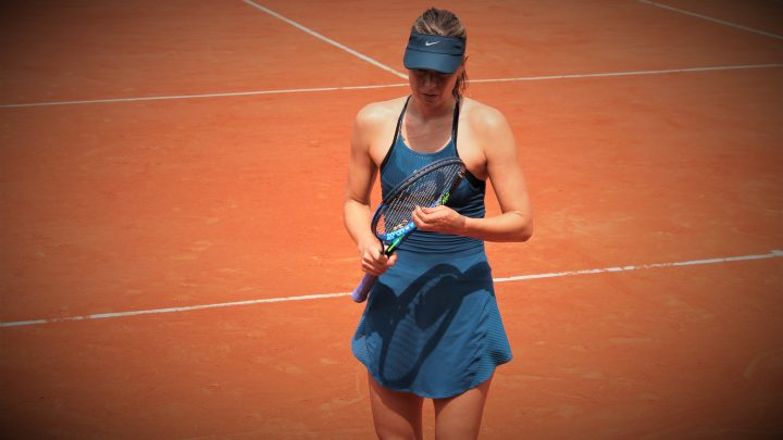 Maria Sharapova tire sa révérence
