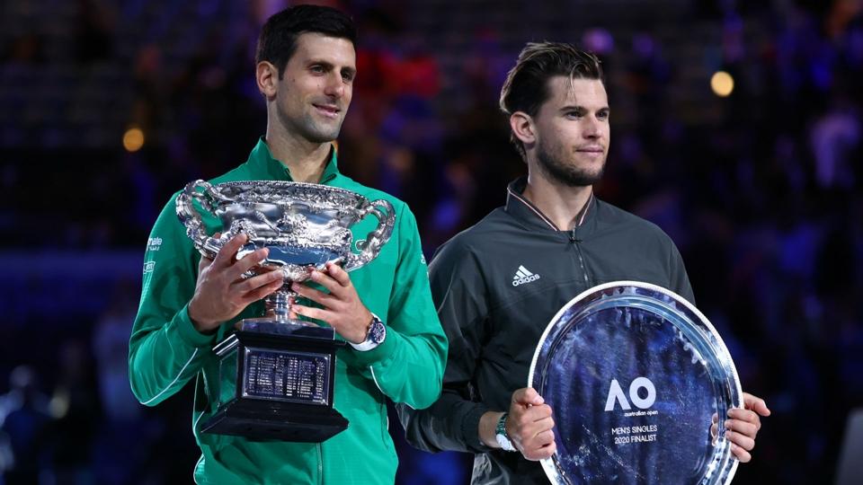 Novak Djokovic: «La saison est déjà réussie»