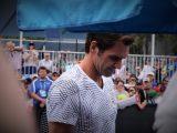 Roger Federer lance, lui aussi, un message