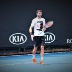 Grigor Dimitrov, positif à la Covid-19