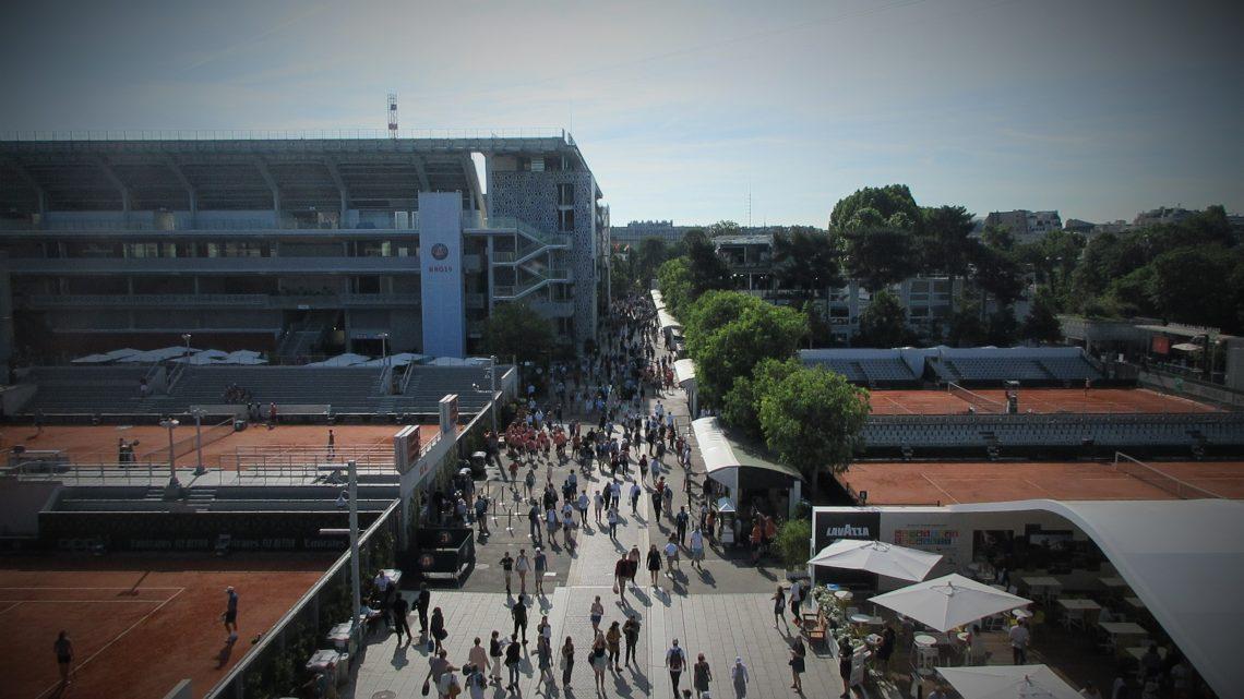Roland-Garros connaît sa jauge pour l'édition 2020