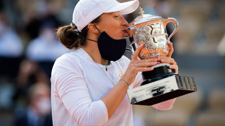 Iga Swiatek s'impose à Roland-Garros