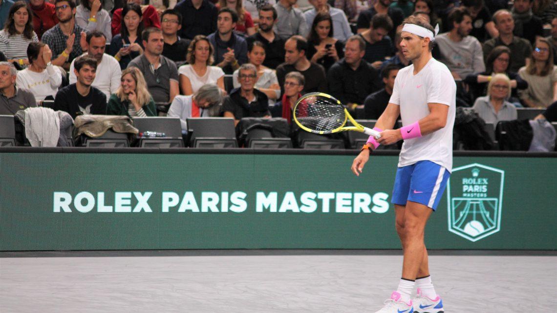Rafael Nadal à Bercy?