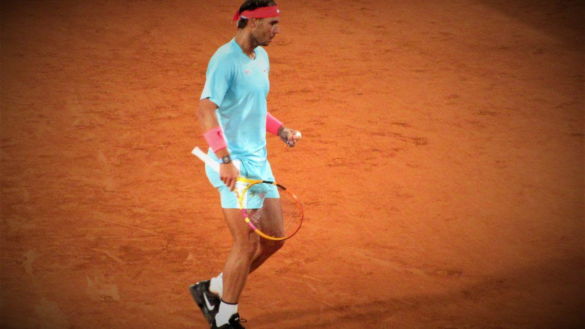 Rafael Nadal: «J'ai tâché d'être patient»