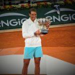 Rafael Nadal: «Je n'oublie pas la situation à travers le monde»