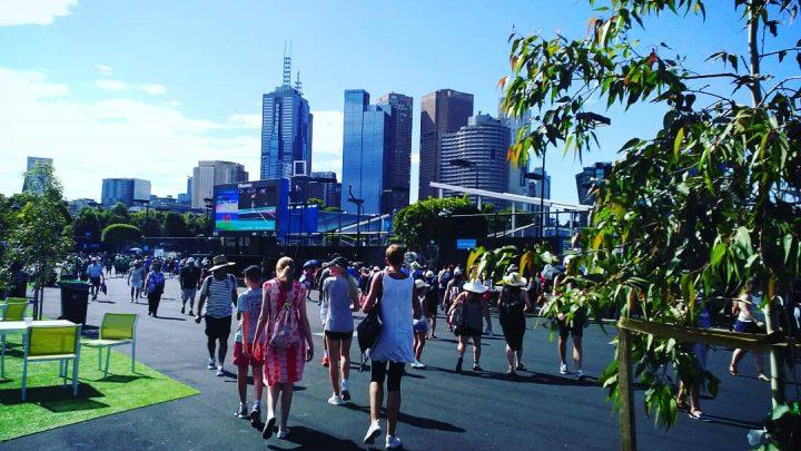 Retour des spectateurs à l'Open d'Australie?