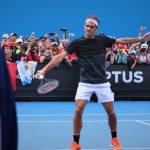 Roger Federer de retour à Doha