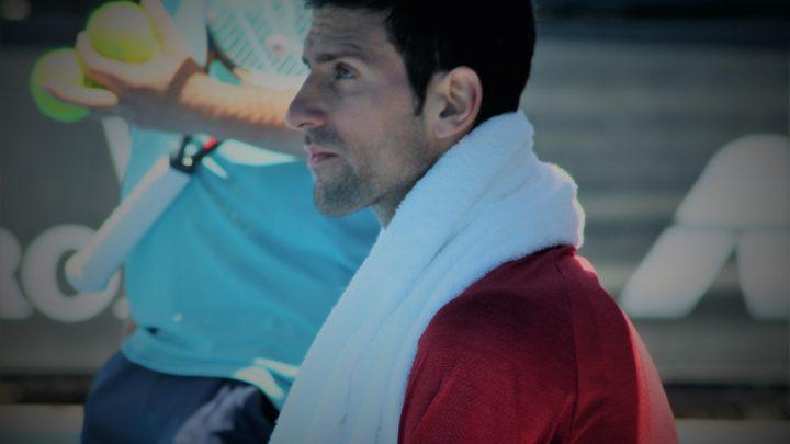 Novak Djokovic:«Je ne m'attendais pas à jouer sans aucune douleur»