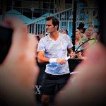 Roger Federer:«C'est un bon signe et une bonne sensation»