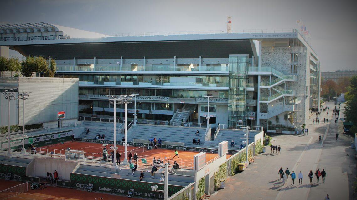 Roland-Garros décalé d'une semaine