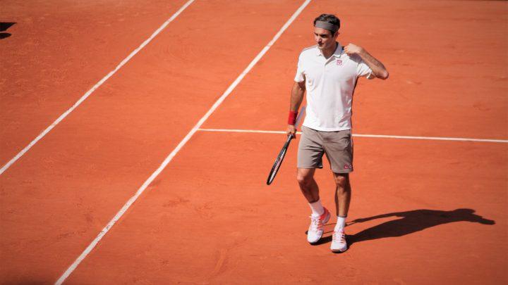 Roger Federer de retour sur terre